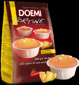 Immagine di DOEMI TORTINE CREMA LIMONE  300 Gr