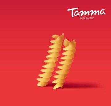 Immagine di ELICOIDALI TAMMA  500 Gr
