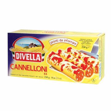 Immagine di CANNELLONI  DIVELLA 250 Gr