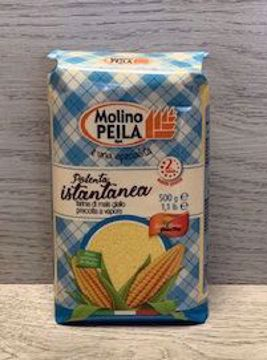 POLENTA ISTANTANEA MOLINO PEILA 500 Gr
