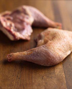 Coscia completa di pollo Ruspante  gr. 600 circa (2 pezzi)