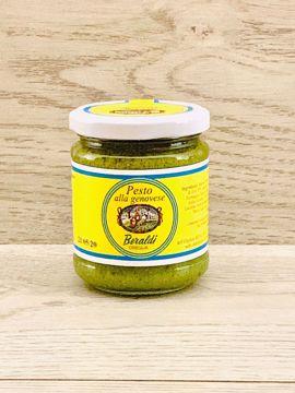 Pesto Genovese con basilico DOP