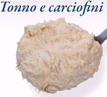TONNO E CARCIOFI 200 Gr