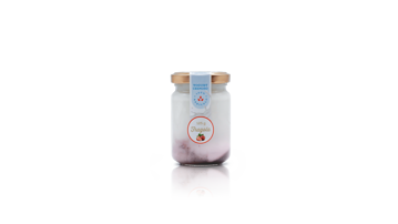 Yogurt cremoso alla fragola da 125 gr