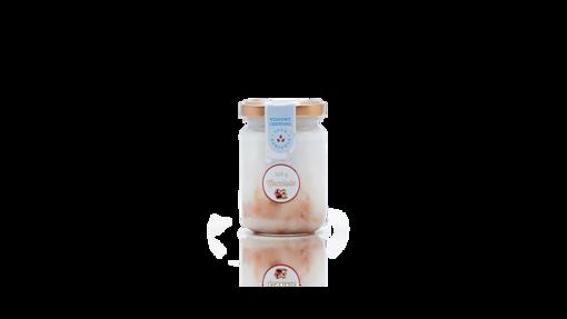 Yogurt alla nocciola da 125 gr